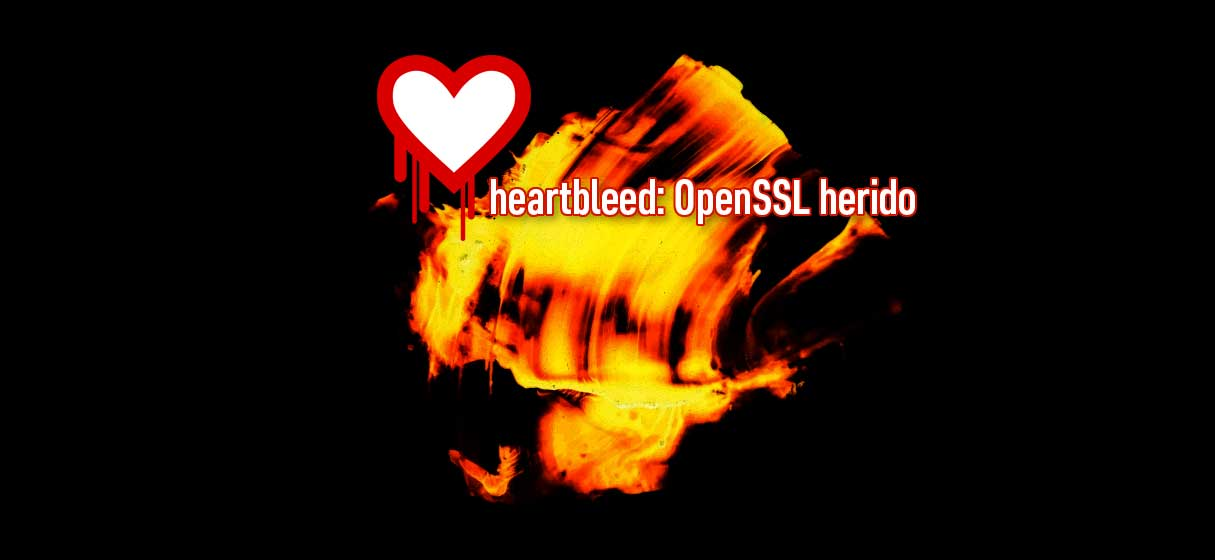 Heartbleed Openssl herido