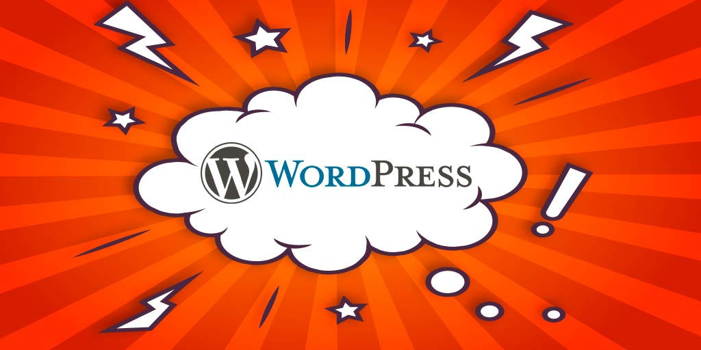 Wordpress maintenance modo error