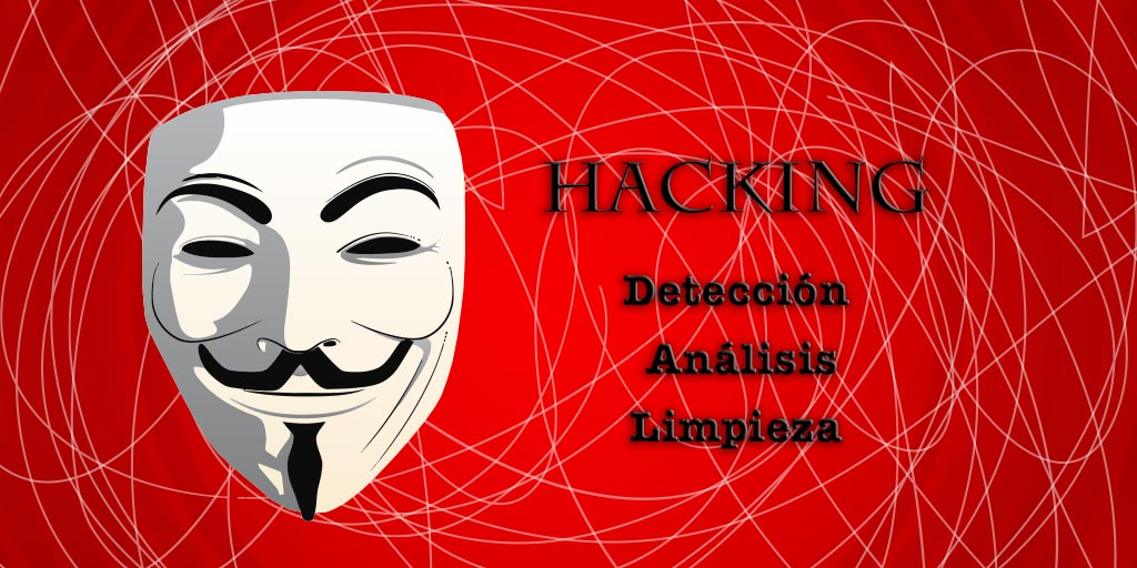 Desinfección Guy fawkes hacking anonymous wordpress