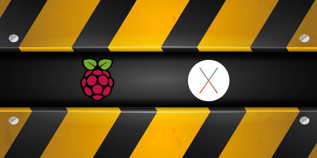 Clonar tarjeta SD de una Raspberrypi (raspbian) en Mac OS X