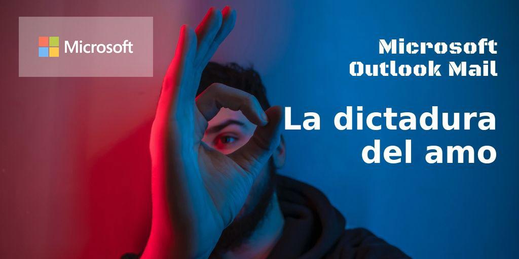 Microsoft - La dictadura del amo